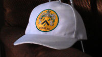 Base ball cap with your fund raising logo.