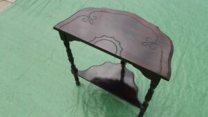 Antique Side Table Stratford Kitchener Area image 5