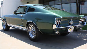 1967 1968 Mustang parts for Fastback and