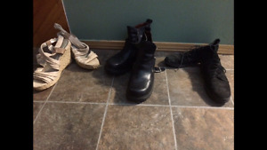 Harley Davidson boots , ankle boots,open toe sandals