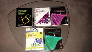 Algonquin Office Administration First Year Textbooks