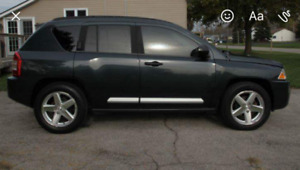 2007 Jeep Compass Mint condition   Limited