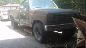 1983 Ford Other Pickup Truck
