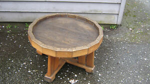 BARREL TABLE North Shore Greater Vancouver Area image 1