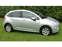 Citroen C3 1.4HDi 8v ( 70bhp ) VTR+ ONLY £30 A YEAR TAX - 74.3 MPG