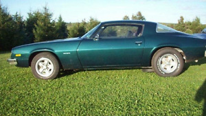 """Looking for my 2 15"""" Z28 rims"""