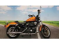 Harley Davidson XL 883 R Roadster 15 2015