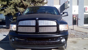 2003 DODGE RAM 1500 HOT SALE BLACK MONSTER TRUCK