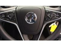 2014 Vauxhall Insignia 2.0 CDTi (140) ecoFLEX Tech Li Manual Diesel Hatchback