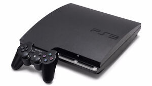Looking for a cheap ps3 console and controllers