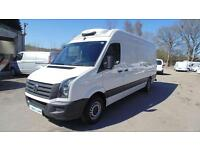 Volkswagen Crafter 2.0BiTDI ( 163PS ) H/R 2015MY CR35 LWB Fridge Van