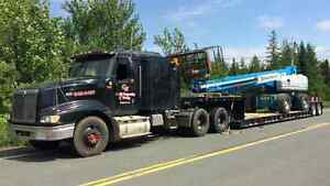 Heavy Equipment Transporting Give Us A Call!!!!