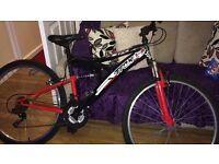 Trax Mountain Bike