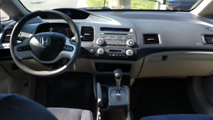 2008 Honda Civic Sedan, In good condition