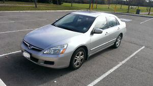 2007 Honda Accord SE Sedan- E-tested