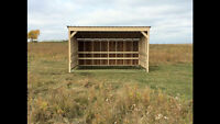 Horse Shelters/ any shelters from $875 FREE DELIVERY !!