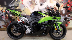 2009 Honda CBR 600RR. Every ones approved & only $149 a month.
