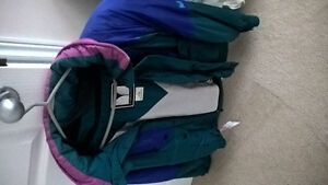 Couloir Ski Jacket and Pants Size 40 Mens/Womens