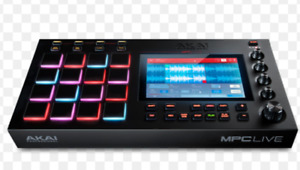 MPC touch live