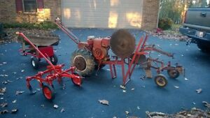 Wanted!  Simplicity two wheel tractor attachments.