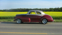 1946 Chev Stylemaster Businessmans Coupe