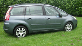 Citroen Grand C4 Picasso 1.6HDi 16v EGS VTR+ FULL HISTORY - DIESEL AUTO 7SEAT