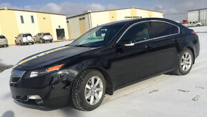 2012 Acura TL w/Tech Pkg Sedan