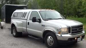 2002 Ford F-350 Dually V10 Truck – Certified