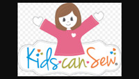 Kids Can Sew Sewing lessons