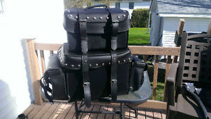 Motorcycle Luggage Touring Bags