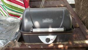 BBQ PIT et petit BBQ électrique