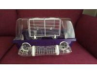 Purple Dwarf Hamster cage