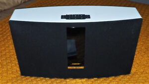 Bose SoundTouch 30 Wifi Music System With Remote