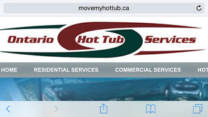 Ontario Hot Tub Services