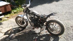 Piece moto honda shadow