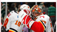 2 flames tickets New Year's Eve PL level 40 bucks for pair