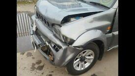 Suzuki jimny breaking