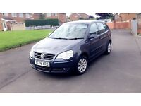 Vw polo 1.4 se tdi 5 door diesel mint condition 2 Owners