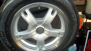 NISSA ALTMA RIMS AND FORD FUSON