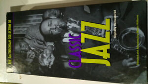 Classic Jazz Collection - $25 OBO