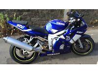 Yamaha R6 new 12 month mot SHEPYSBIKES.......