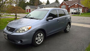 2005 Toyota Matrix Wagon