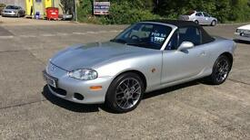 Mazda MX-5 1.8i Ltd Edn Euphonic
