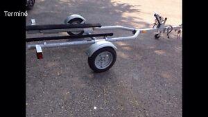Remorque trailer seadoo motomarine