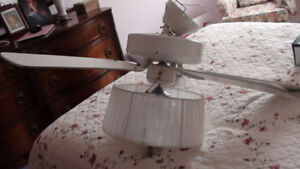 Beautiful Ceiling Fan with light and Remote