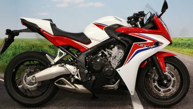 honda cbr 650 fa e 2015 in newport gumtree. Black Bedroom Furniture Sets. Home Design Ideas