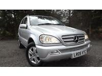 Mercedes-Benz ML270 2.7TD CDI Auto Glasgow Scotland