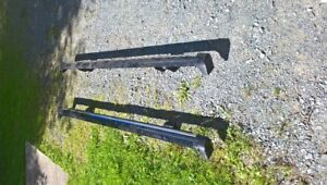 2008 F-150 SUPERCREW HARLEY DAVIDSON SIDE SKIRTS...NEW