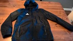 Adidas Rain Jacket Black