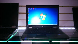 Ordinateur portabale laptop HP 6450p core i5 4gb/250gb/win7